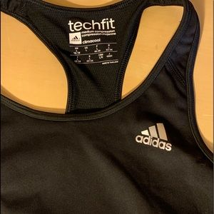 Adidas climacool medium compression sport bra